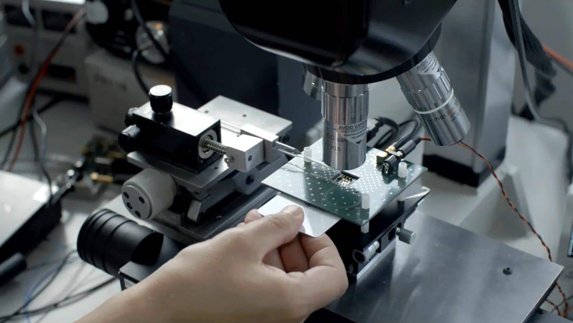 microscope laboratoire cesti serma