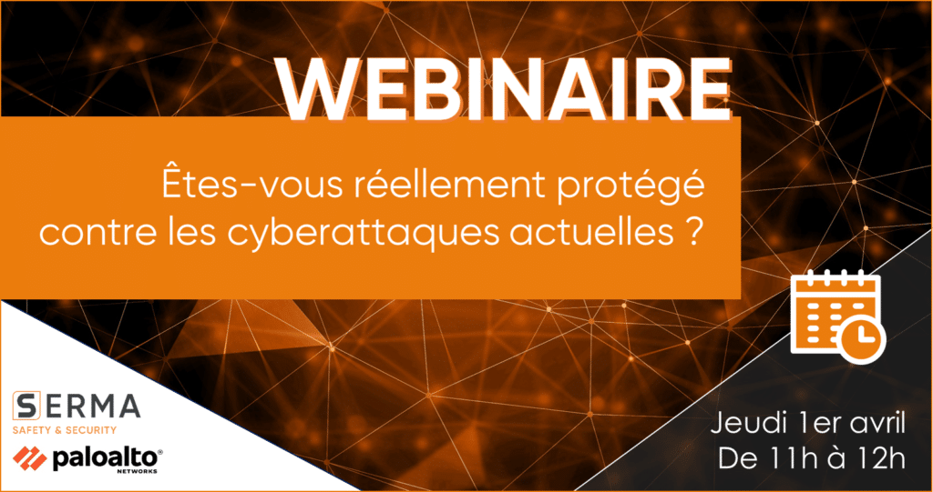webinaire avril cyberattaques protection